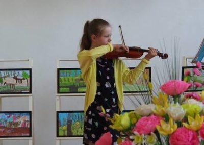 Koncert w Ośrodku Szkolno-Wychowawczym im. Marii Konopnickiej w Wyszkowie