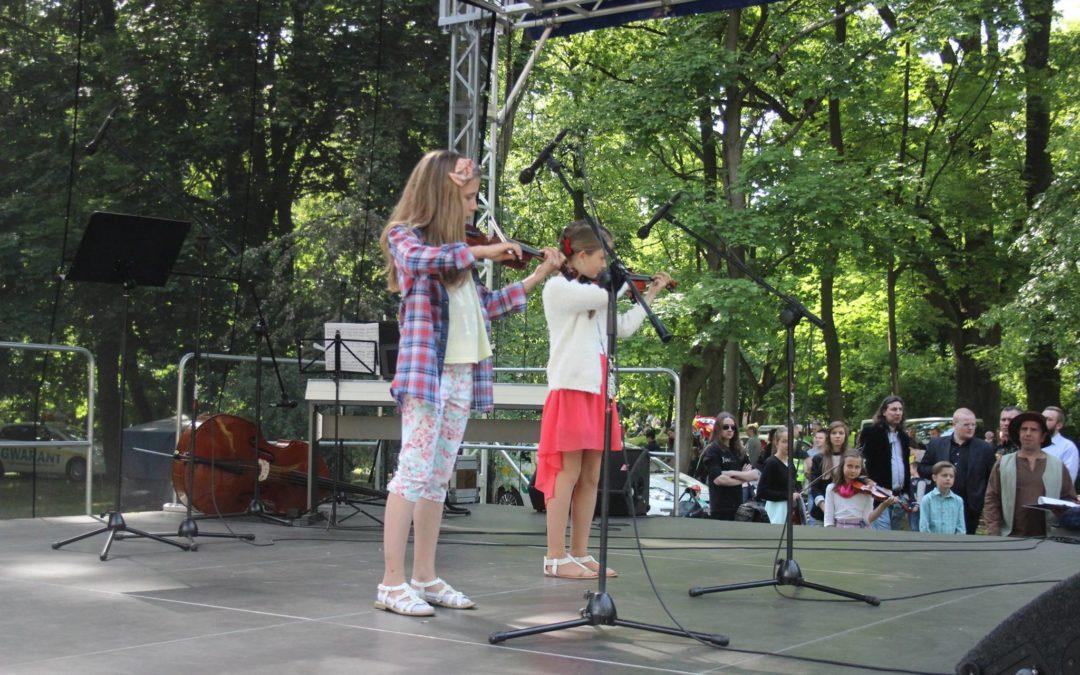 Koncert na Rodzinnym Pikniku Profilaktycznym w Wyszkowie / DzieńDziecka2015