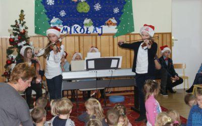 Przedświąteczny Koncert Kolęd w Przedszkolu nr.2 wWyszkowie / 2016