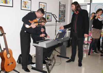 Świąteczny Koncert Kolęd w wykonaniu naszych uczniów w Wyszkowie / 2015